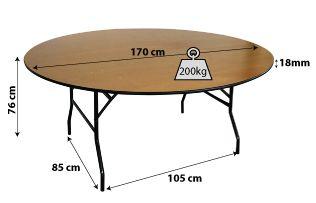 Table-pliante-ronde-monobloc-bois-170cm