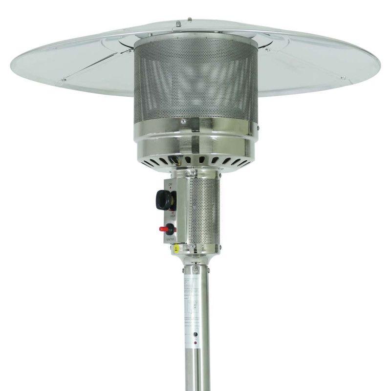 parasol chauffant gaz chauffage d 39 ext rieur mobeventpro. Black Bedroom Furniture Sets. Home Design Ideas