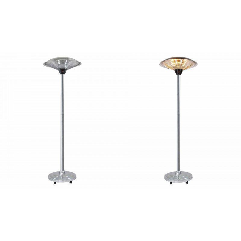 parasol chauffant lectrique chauffage d 39 ext rieur. Black Bedroom Furniture Sets. Home Design Ideas