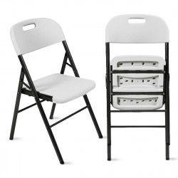 chaises pliantes plastique