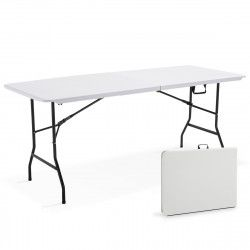 Table pliante 180 x 70 x 74 cm PEHD
