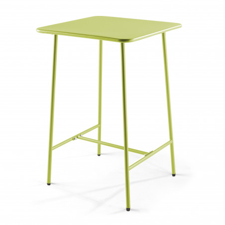 table bar métal