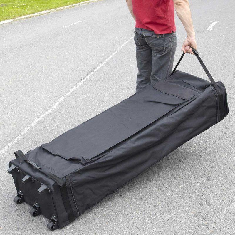 tente pliante grise tonnelle pliante mobeventpro. Black Bedroom Furniture Sets. Home Design Ideas