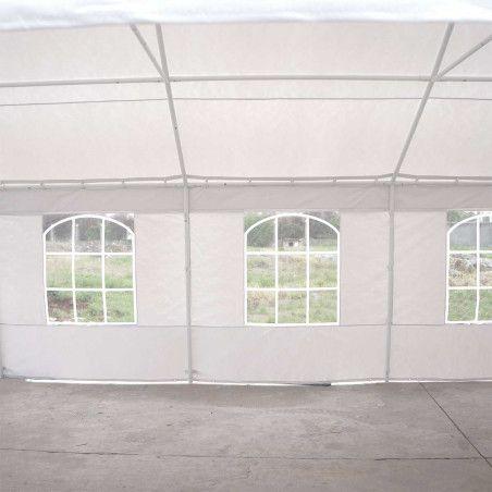 Tente de réception 5x10m