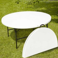 Table pliante ronde Table d'appoint