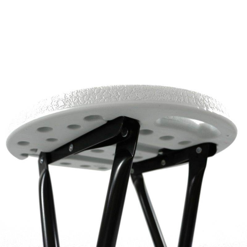 tabouret haut pliant professionnel mobeventpro. Black Bedroom Furniture Sets. Home Design Ideas
