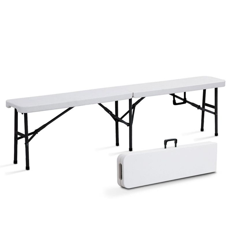 Table banc pliant pas cher set brasserie mobeventpro for Table exterieur 3 metres