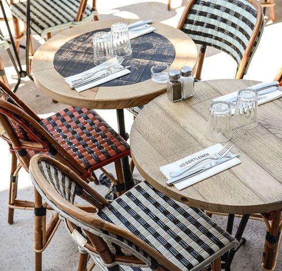 chaise de terrasse pro