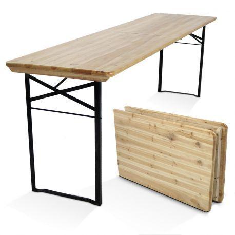 table pliante brasseur brasserie