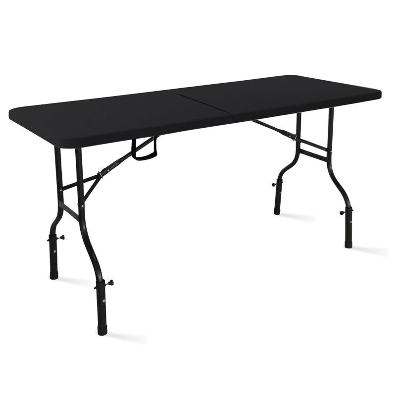 Table pliante hauteur ajustable