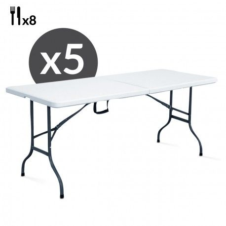 table pliante professionnelle