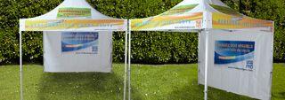 accessoires de personnalisation des tentes