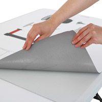 sticker table pliante