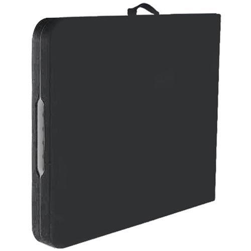 achat table pliante noire pas chère