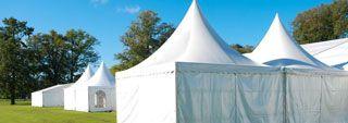 Tentes pour Salons et évènement Professionnel