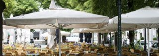 Tentes pour CHR, Café, hotels, restaurants, terrasses.