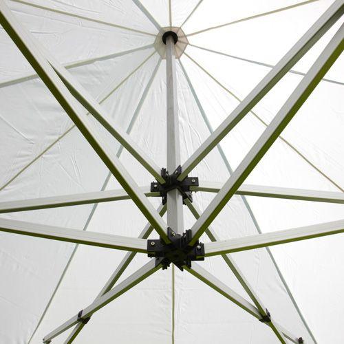 Tente-pliante-alu-hexagonale-pas cher