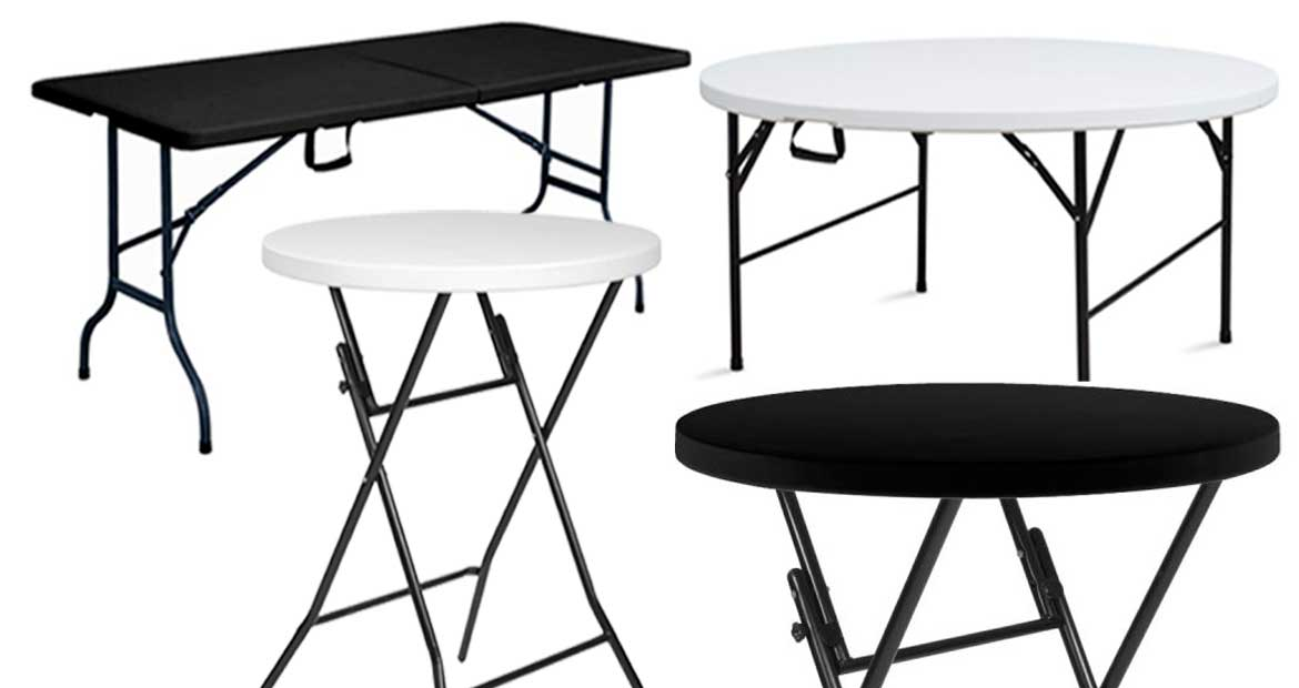 table pliante plastique