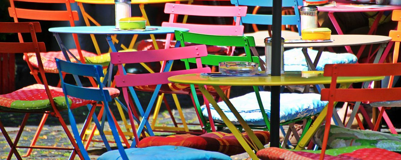 chaise terrasse pas cher
