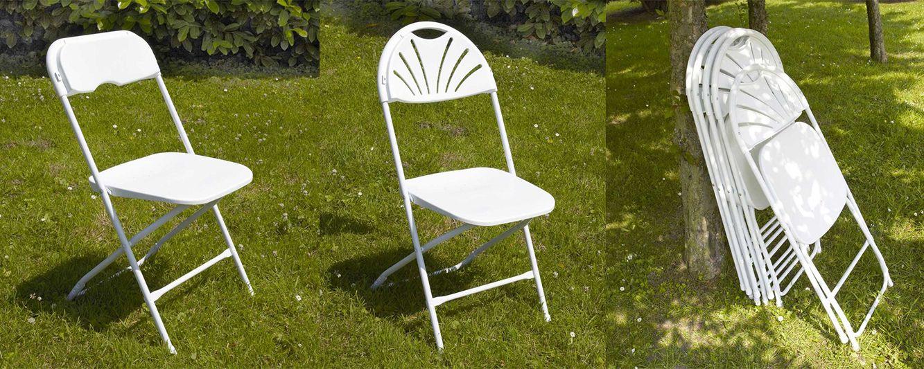 chaise pliante de réception - mobeventpro