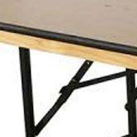 tasseaux pour table pliante en bois